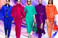 Модные цвета для одежды и аксессуаров в самом модном цвете