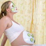 Как ухаживать за кожей во время беременности