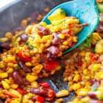 Рагу из овощей по-мексиканки