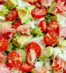 Салат из авокадо рецепт