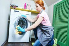 Очистка стиральной машины лимонной кислотой и еще 4 способами