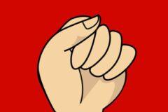 Какой ты человек тест покажет по вашему кулаку