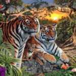 На картинке скрывается гораздо больше тигров, чем вы думаете.