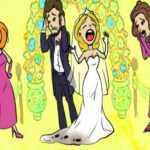 Тест: Какая подружка испортила платье невесты