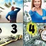 Тест: Узнайте, что вам нужно для достижения финансового процветания и богатства.