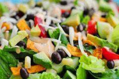 Салат из мексиканской сельди.