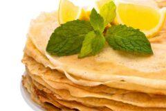 Блины на кефире и кипятке — вкусные 7 проверенных рецептов тонких и заварных блинчиков.