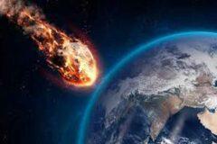 К земле приближается огромный астероид весом в 77 миллиардов тон, мы узнали точную дату столкновения с землёй.