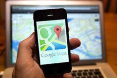 Карты Google обновляют свои карты и предлагают рестораны, которые доставляют еду к вам домой.
