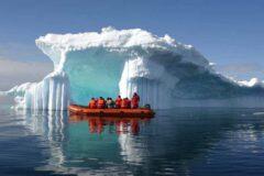 Ледники в Антарктиде начали неожиданно таять ускоренными темпами.
