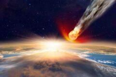НАСА новости предупреждает: астероид устремляется к Земле. Конец света может произойти?