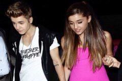 "Ариана Гранде и Джастин Бибер выпустили сингл ""Stuck with U""."