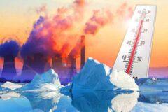 Глобальное потепление угрожает более трём миллиардам человек.