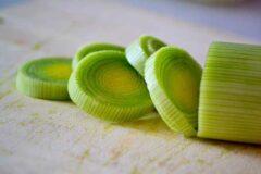 Лук порей выращивание самого полезного овоща без хлопот