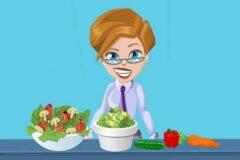 Новый салат с картофелем и малосольными огурцами