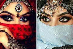 Знаменитые и красивые арабские девушки