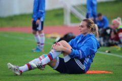 Топ самых красивых девушек-футболисток  мира