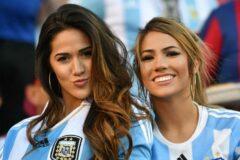 Самые знаменитые аргентинские девушки