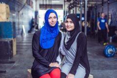 Девушки мусульманки которые стали знаменитыми спортсменками