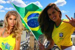 Самые красивые бразильские девушки модели