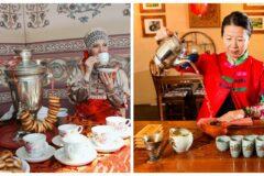 Как пьют чай во многих странах мира. Лучшие чайные традиции