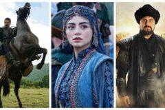 Один из самых популярных турецких сериалов Осман в этом году