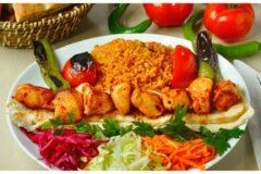 Тавук настоящий турецкий куриный шашлык