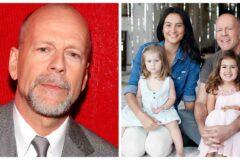 Как выглядят дочери Брюса Уиллиса, Мэйбл и Эвелин