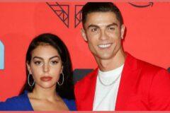 Востребованный футболист мирового масштаба Криштиану Роналда его четверо детей и жена Джорджина Родригес