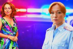 Талантливая актриса из сериала «Глухарь», как выглядит Виктория Тарасова в свои 49 лет