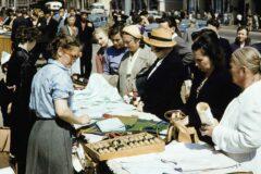 Что из того, что люди обычно делали в 1950-х годах, сегодня могло бы показаться странным